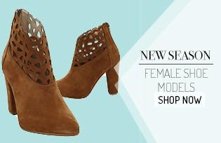 New Season Women´s Shoe Models