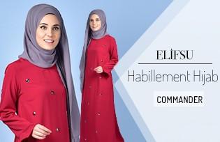 ELİFSU Vêtement Hijab