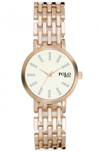 Polo Rucci Armbanduhr RRBG17008 Kupfer 17008
