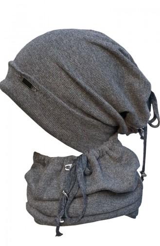 Neck Scarfs Caps Gloves 17