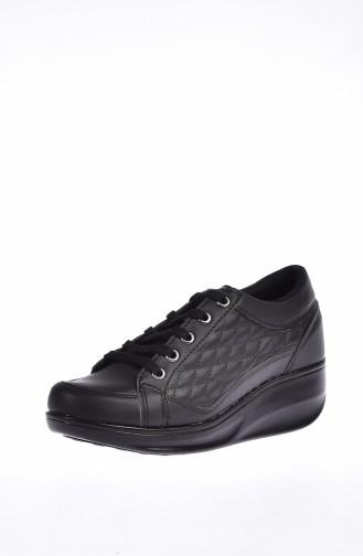 Black Sport Shoes 0107-01