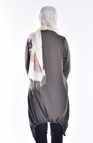 Khaki Vest 50257-05