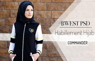 Habillement Hijab Bwest SVD