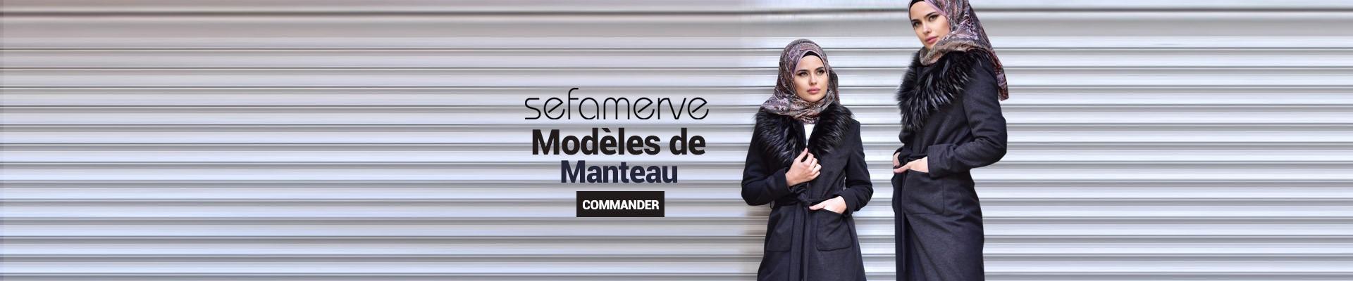 Modèles de Manteau