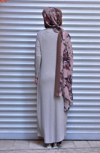 Long Pull Tricot 10092-08 Beige 10092-08