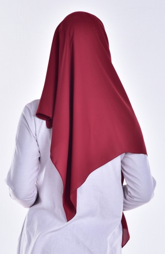 Claret red Ready to wear Turban 03