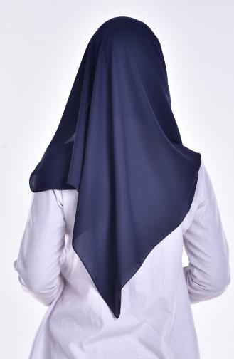 Navy Blue Ready to wear Turban 14