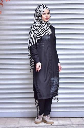 Black Raincoat 1494-03
