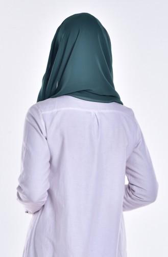 Châle Bonnet Lacé 0010-08 Vert emeraude 08