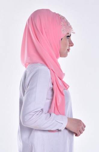 Pink Ready to wear Turban 13