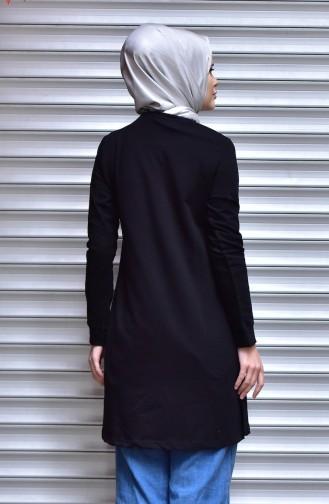 Black Tuniek 1512-07