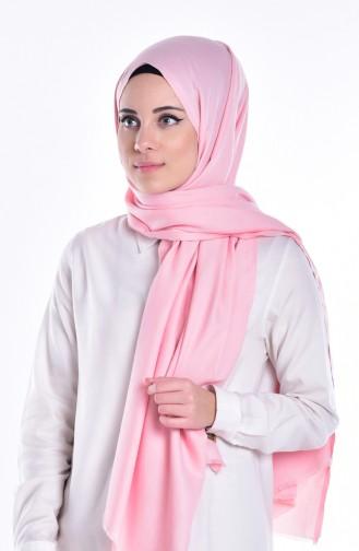 Light Pink Sjaal 10