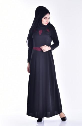 Black Dress 8000-06