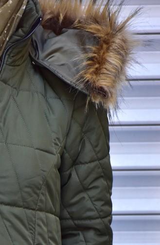 Khaki Coat 5053-02