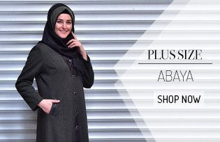 Abaya - Plus Size Muslim Clothing