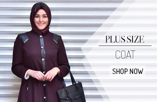 Coats - Plus Size Muslim Clothing