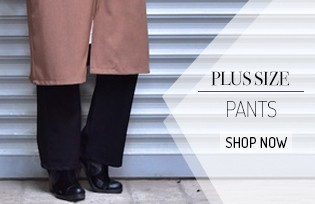 Pants - Plus Size Muslim Clothing