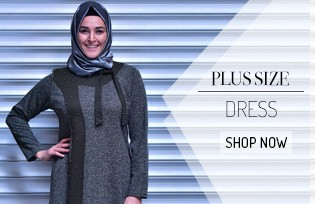 Muslim Dresses - Plus Size Muslim Clothing