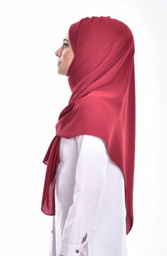 Claret red Sjaal 04