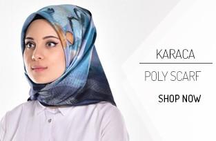Karaca Poly Eşarp 90388