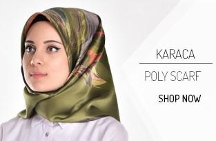 Karaca Poly Eşarp 90389