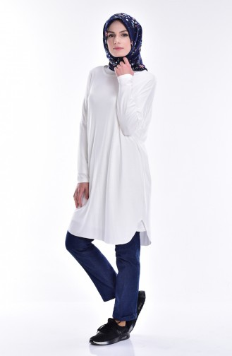 Tunique Oversize 1110-05 Ecru 1110-05