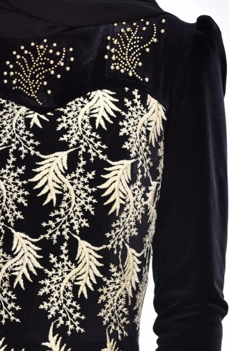 Black Dress 7010-02