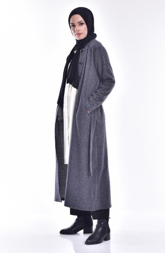 Navy Blue Cape 0713A-04