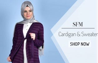 Sfm Cardigan Sweater