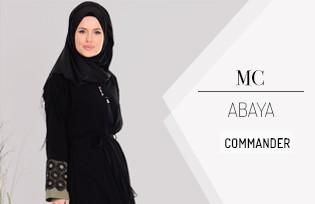 Modèles Abaya MC