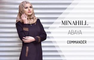 Sefamerve Abayas Minahill
