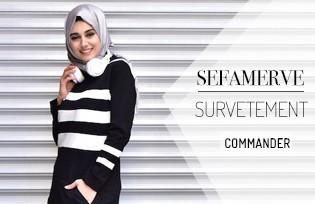 Survêtement Hijab Sefamerve