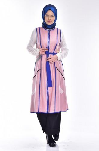 Pink Gilet 0322-01