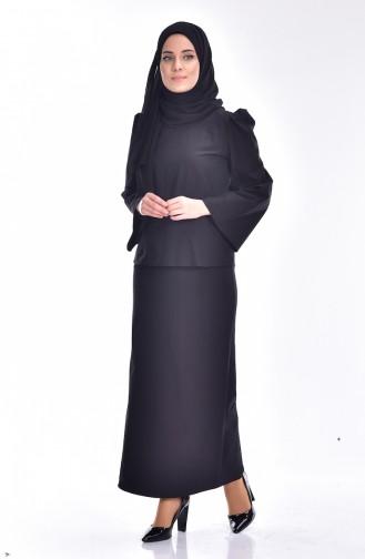 Black Blouse 0028-03
