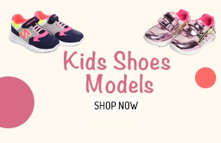 Kids Shoe Models