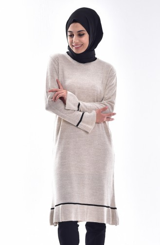 Long Pull Tricot 4018-04 Creme 4018-04