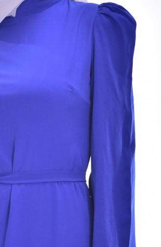 Saxon blue Dress 0032-06