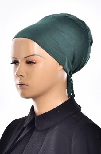 Bonnet Sans Couture 2005-10 Vert emeraude 2005-10
