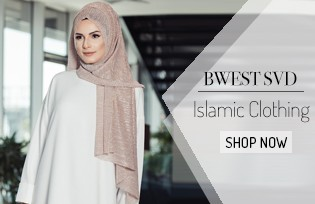 Bwest SVD Islamic Clothing