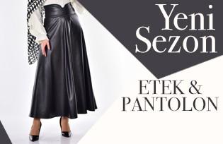 Yeni Sezon Etek Pantolon Modelleri