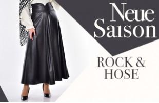 Neue Saison Rockhosenmodelle