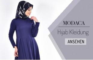 Modaca Hijab Kleidung