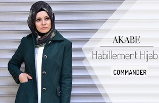 Akabe Habillement Hijab