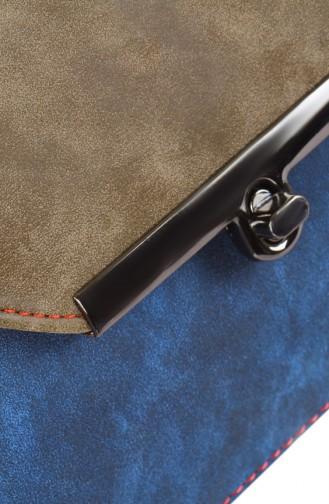 Red Shoulder Bag 42324K-06