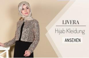 Livera Hijab Kleidung
