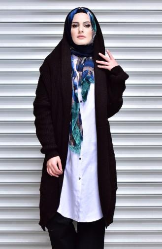 Brown Knitwear 2517-04