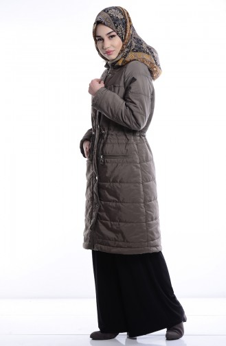 Khaki Coats 6446-01
