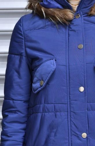 Indigo Coats 6447-02