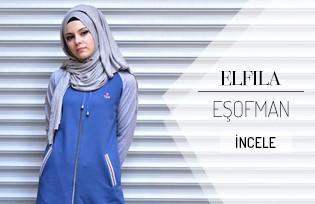 ELFILA Eşofman Modelleri