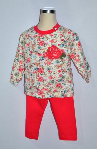 Vermillion Baby and Kids Sweatsuit 9293-01